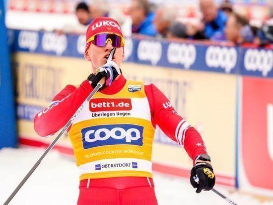 Клебо выиграл спринт на ЧМ, Большунов финишировал четвертым