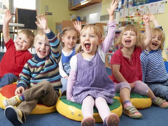 В Калуге началось распределение детей в детсады на новый учебный год