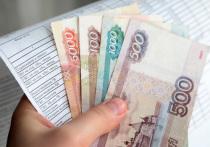 Россияне задолжали за услуги ЖХК 625 млрд рублей