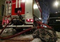 Огненная вендетта в Подмосковье закончилась госпитализацией для самого  ее организатора