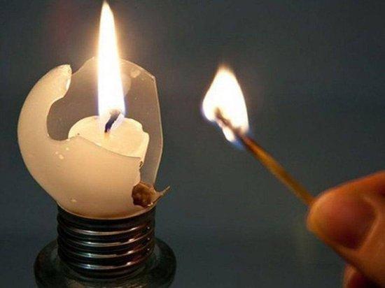 Некоторые дома Твери снова остались без света, но электроснабжение быстро восстановили
