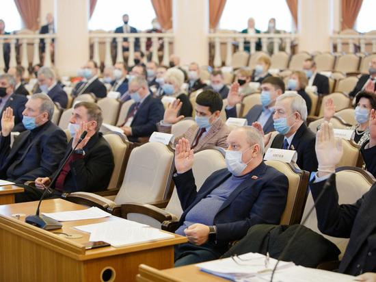 Депутаты Белгородской облдумы согласовали назначение членов регионального правительства