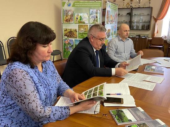 В Калужской области издадут книжку-раскраску по исчезающим растениям