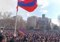 Вашингтон призвал к сдержанности стороны конфликта в Армении