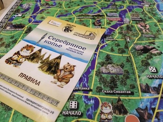 Не просто игра: настольные игры нового поколения создают в Хабаровске