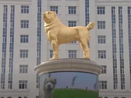 В Туркменистане появился праздник вчесть алабая