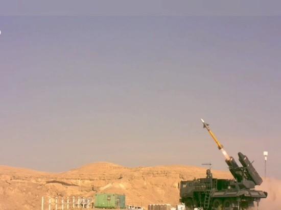 Израиль провел испытания новой ракеты I-DERBY ER