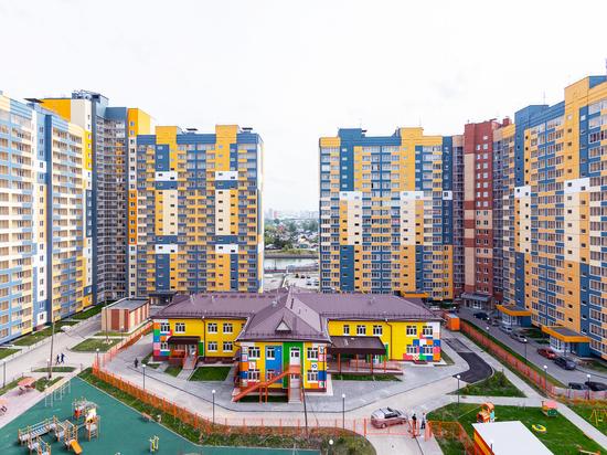 Новейшая история Новосибирска: в городе строят квартал с собственной набережной
