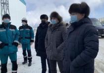 Якушеву и Моору представили завод по производству малеинового ангидрида