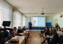 Школьники из Серпухова узнали, как получить профессию врача