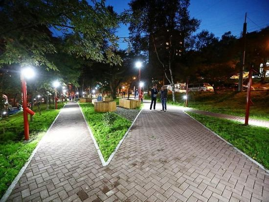С каждым годом в городе становится все больше стильных общественных пространств - парков и скверов