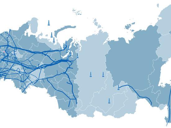 В правительстве и «Газпроме» рассказали, когда в Красноярский край могут провести газ