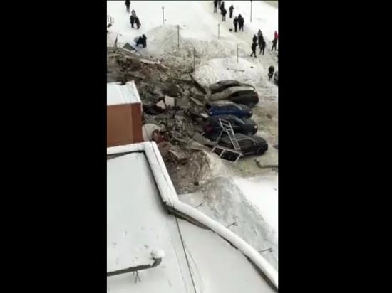 В доме в Нижнем Новгороде прогремел взрыв