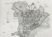 В Саратове перекроили границы избирательных округов