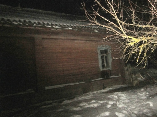 На пожаре в Тверской области погиб мужчина