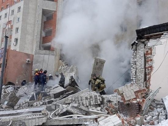 В результате взрыва газа на Мещерском бульваре госпитализирован мужчина