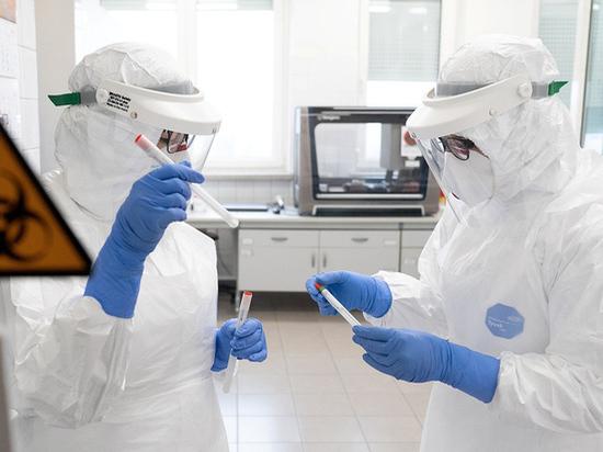 За сутки на Дону 285 человек заразились коронавирусом