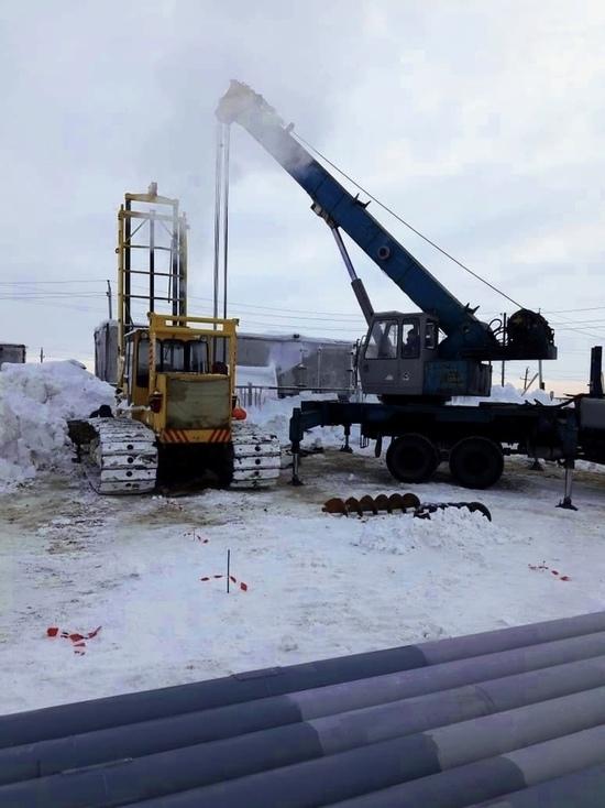 Новую станцию очистки воды построят в сжатые сроки в Тазовском