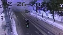 Появилось видео взрыва в Нижнем Новгороде и спасения заваленной женщины
