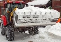 Еще с трех рязанских улиц вывезут снег в ночь на 27 февраля