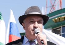 Экс-министра МВД Ингушетии задержали за экстремизм в ходе митингов