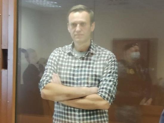 Перед отправкой по этапу Навальный описал свои прогулки в тюрьме