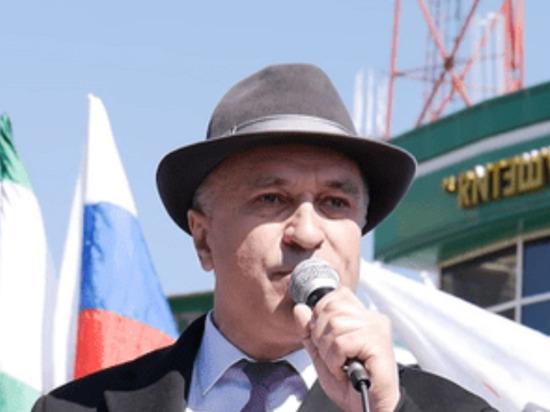 На Северном Кавказе задержан находившийся в розыске на протяжении двух лет бывший глава республиканского МВД