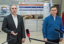 Владимир Якушев высоко оценил созданные в Тюменской области условия для инвесторов
