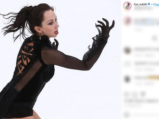 Фигуристка снялась для нового номера мужского журнала