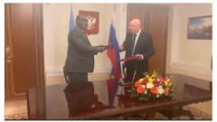 Россия и Сьерра-Леоне договорились не размещать первыми оружие в космосе