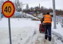 Дирекцию благоустройства оштрафовали за сугробы у пешеходных переходов в Рязани