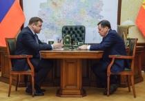 Любимов попросил увеличить поставки вакцины от коронавируса в Рязанскую область