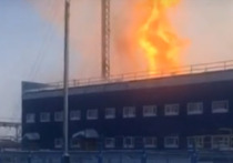 На Юбилейном месторождении близ Надыма ликвидировали пожар