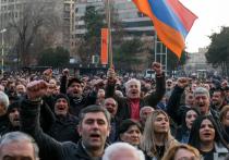 Оппозиция Армении в этот раз твердо намерена добиться отставки премьер-министра Никола Пашиняна