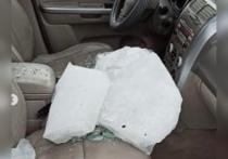 СК начал проверку после падения на пассажирку иномарки глыбы льда на Московском шоссе