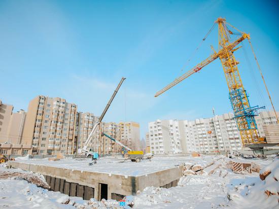 В Чебоксарах строятся шесть новых детских садов
