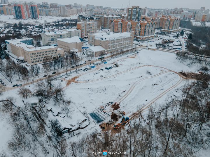 Шесть новых детских садов строятся в Чебоксарах, фото-3
