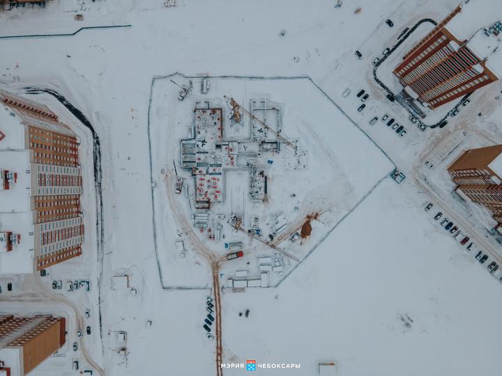 Шесть новых детских садов строятся в Чебоксарах, фото-2