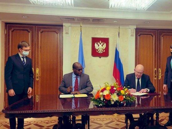 Россия и Сьерра-Леоне договорились о неразмещении оружия в космосе