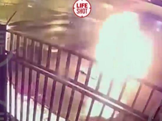 Уроженец Алтайского края поджог себя возле телецентра Останкино в Москве
