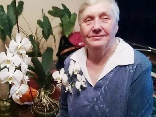 Пропавшую пенсионерку продолжают искать в Псковском районе