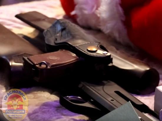Красноярец расстрелял двух мужчин из травмата