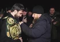 Рамзан Кадыров подарил «Мерседес» новому чемпиону чеченского промоушена АСА