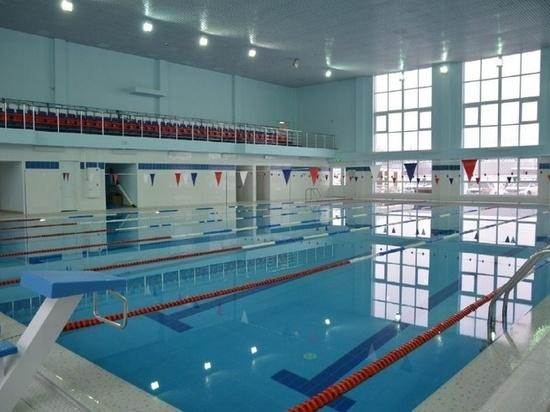 В Крымске завершили строительство нового бассейна