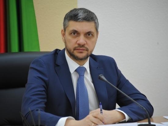 Осипов ответит на вопросы забайкальцев в прямом эфире 28 февраля