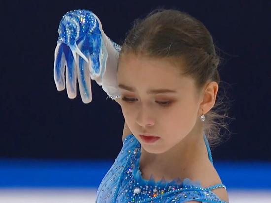 Валиева выиграла короткую программу в Финале Кубка России, Косторная - 6-я