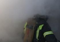 На севере Камчатки пoжарные отстояли от огня котельную