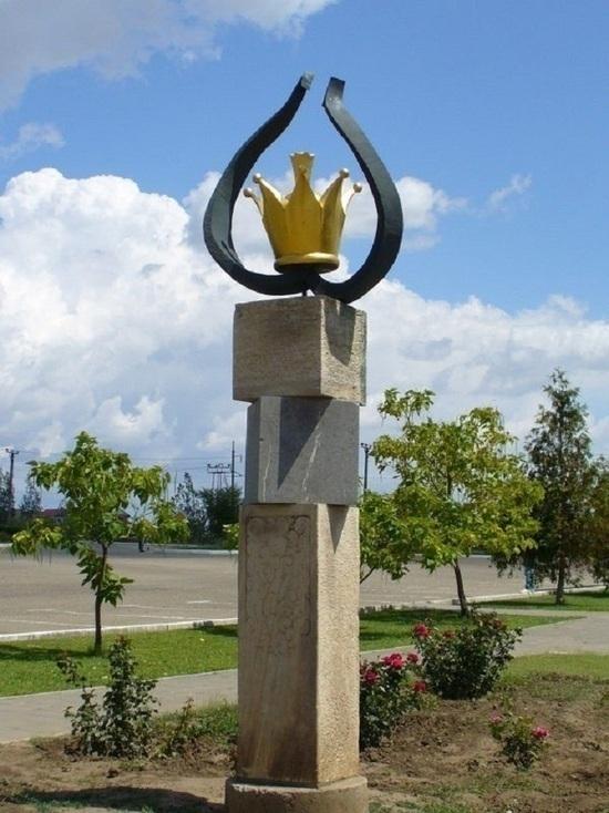 Скульптура из Калмыкии включена в интерактивную энциклопедию