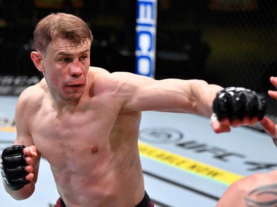 Главные итоги прошедшего турнира  UFC Fight Night 186