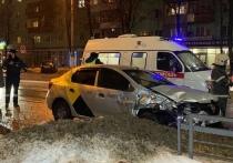 Участник аварии рассказал о столкновении с пьяным таксистом в Твери